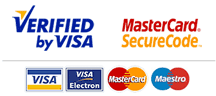 Verified By Visa & Mastercard Secure Code