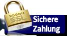 Secure 256bit Payments